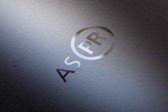 ASPR Embossed Logo