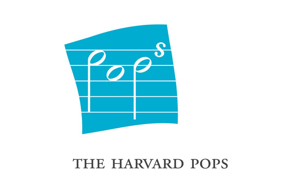 Harvard Pops Logo