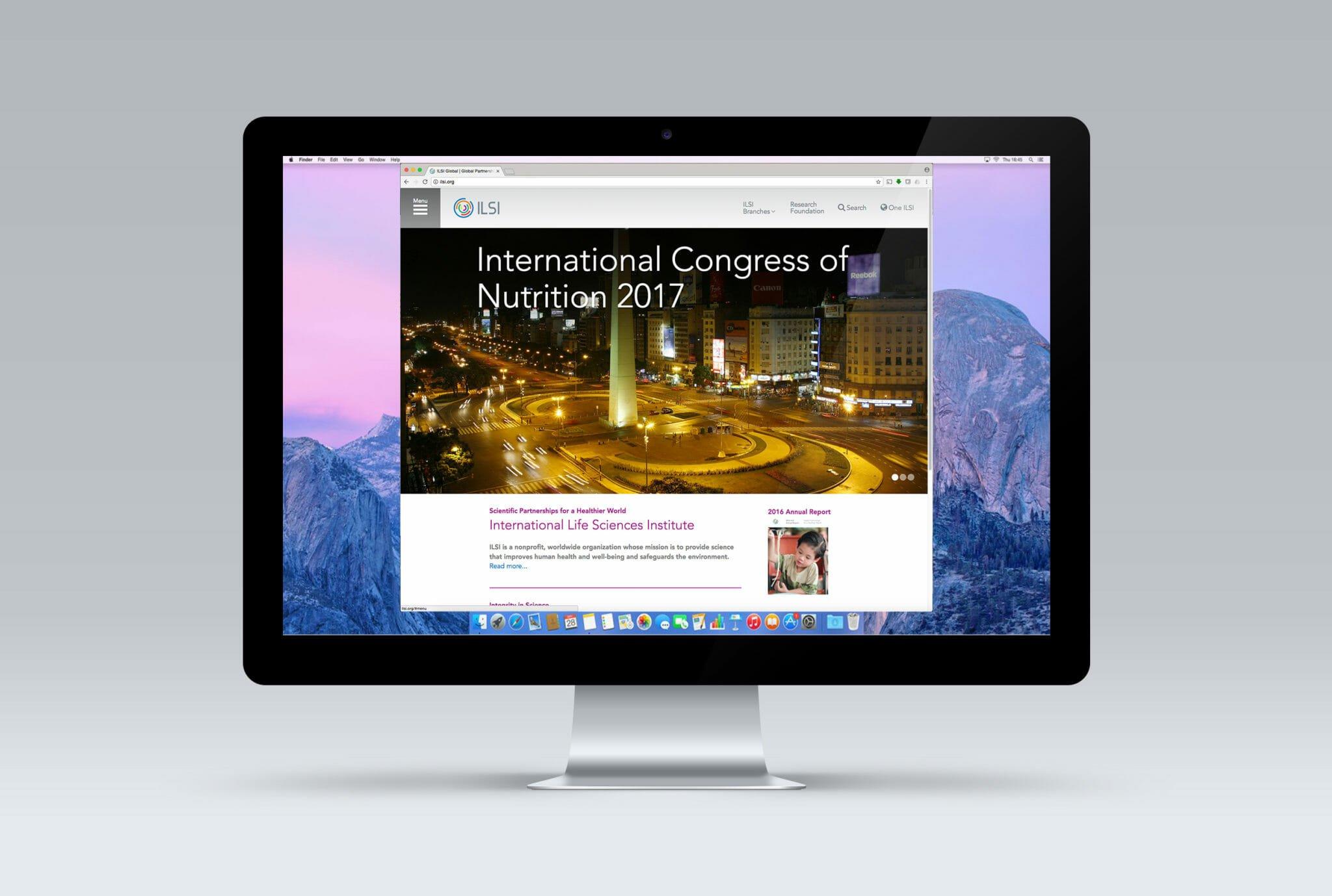 ILSI Website