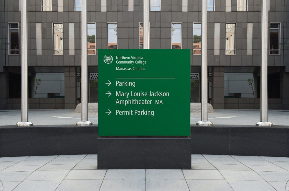 NOVA Community College Signage