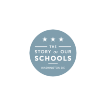 The Story of Our Schools Logo